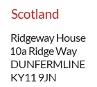 Mail Centre address example - Scotland