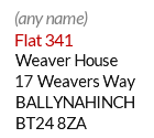 Example of a departmental mailbox ID address in Swansea