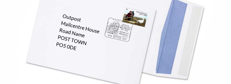 outpost mail service for expats